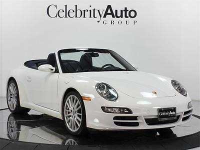 2007 Porsche 911 Carrera S $106K MSRP 2007 PORSCHE 911 CARRERA S CAB 6-SPEED 106K MSRP
