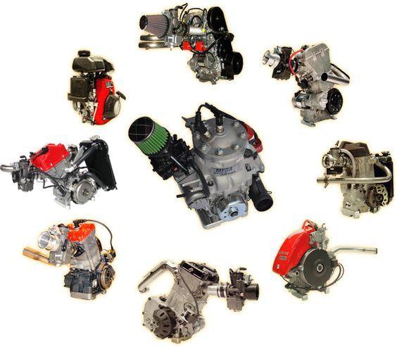 go kart racing engines
