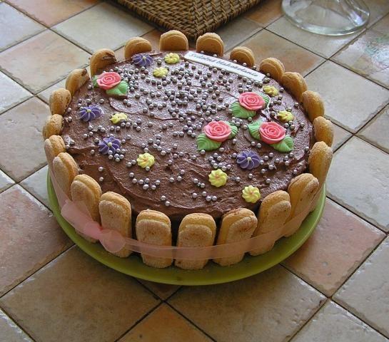 Kvietkova torta - recept