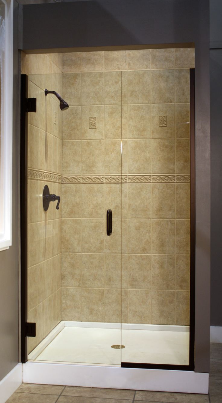 Bathroom cost per square foot - Elegant Euro Frameless Shower Door Cost Per Square Foot With Metal And Glass Materials Design And