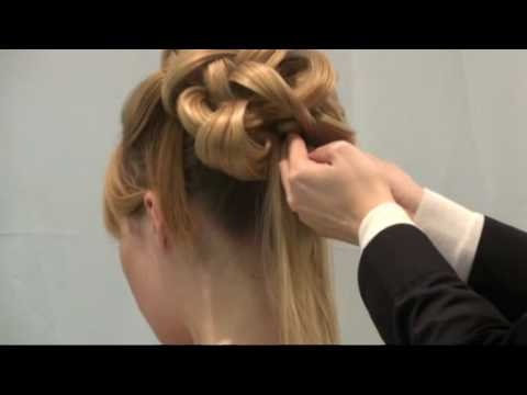 7 great tutorials on wedding hairstyles