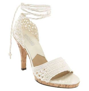 Michael Kors Crochet Shoes