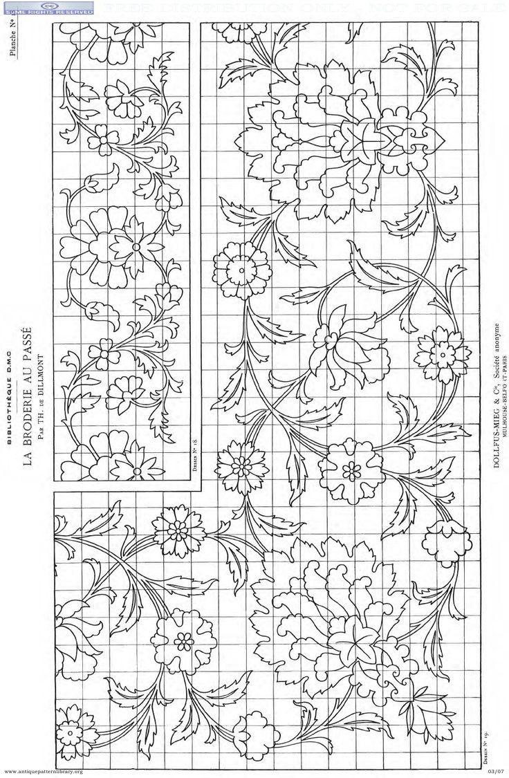 "d32c52eff7727e5d8c7dad4e470af201.jpg (736×1125) [   ""Bits and pieces of this to use"",   ""1 596 pixels"" ] #<br/> # #Floral #Patterns,<br/> # #Embroidery #Patterns,<br/> # #Grounds,<br/> # #Tambour,<br/> # #Jacobean,<br/> # #Blackwork,<br/> # #Persian,<br/> # #Neckline,<br/> # #Embroidery<br/>"