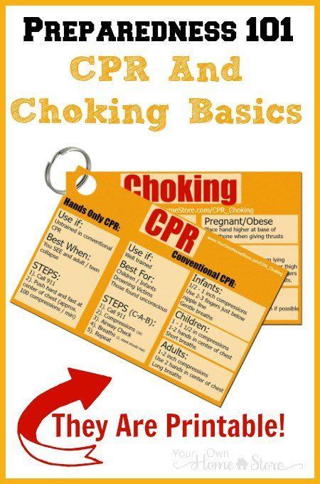 Choking | Heimlich Maneuver | CPR | MedlinePlus