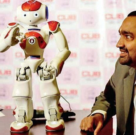 Chennai Ungal Kaiyil: India's first banking robot Lakshmi the artificial intelligence robot will be the first on-site bank helper launched by Kumbakonam-based City Union Bank. #latestupdates www.chennaiungalkaiyil.com.  Current updates of Chennai, Latest updates of Chennai.