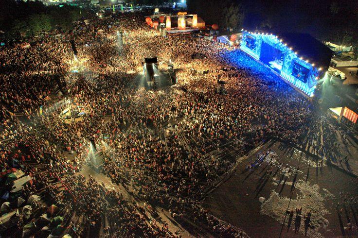 Na Przystanek Woodstock przyjeżdża ponad półmilionowa publiczność, której zapewniamy bezpieczeństwo. Fot. Igor Kohutnicki