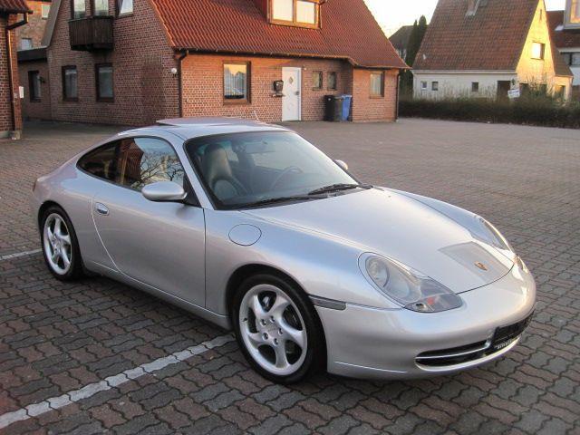 2000 Porsche 996 Carrera 4 Automatik