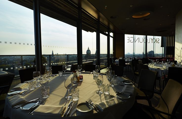 Dinners at SkyLounge Zuid