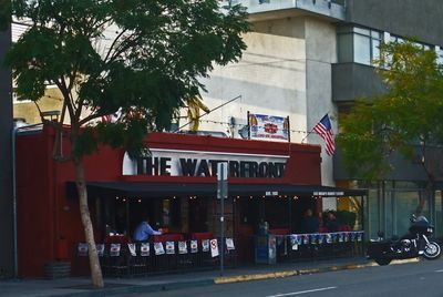 The Waterfront, Little Italy (san diego)