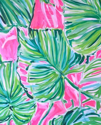 Love this Lilly Pulitzer print