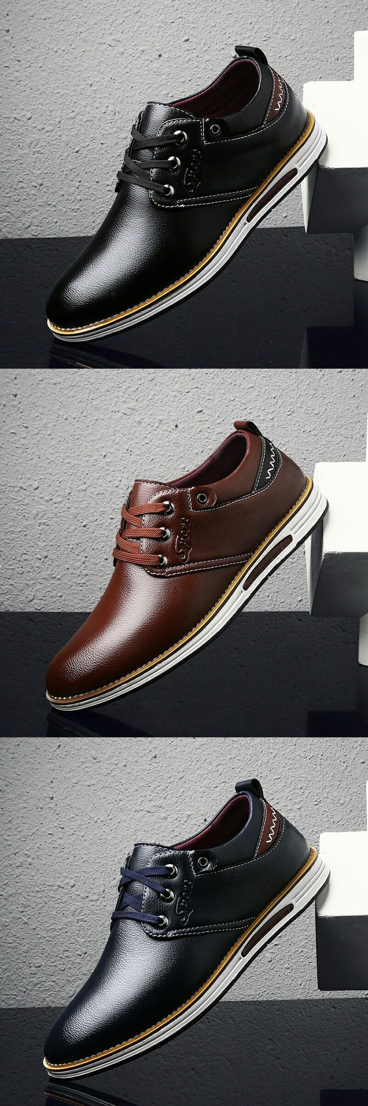 $24.98 <Click to buy> Men Classic Casual&Business Formal Shoes