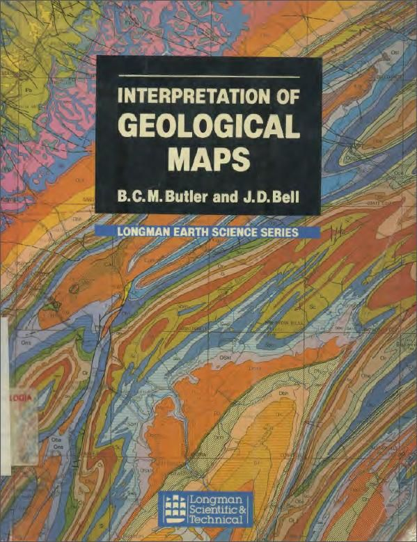26 best cartografia images on pinterest livros maps and cards interpretation of geological maps bcm butler and jd bell harlow longman scientific technical fandeluxe Image collections