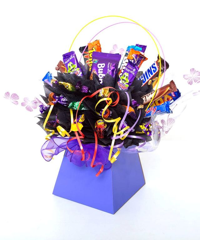 12 best chocolate box images on pinterest cadbury chocolate a hand crafted chocolate bouquet for uk delivery the ideal unique and stunning gift for any special occasion negle Images