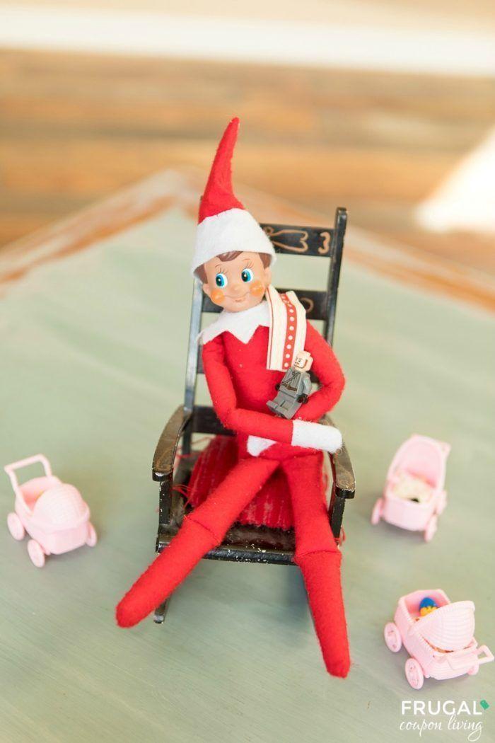 Elf Babysitter ♥ Christmas ♥ Pinterest