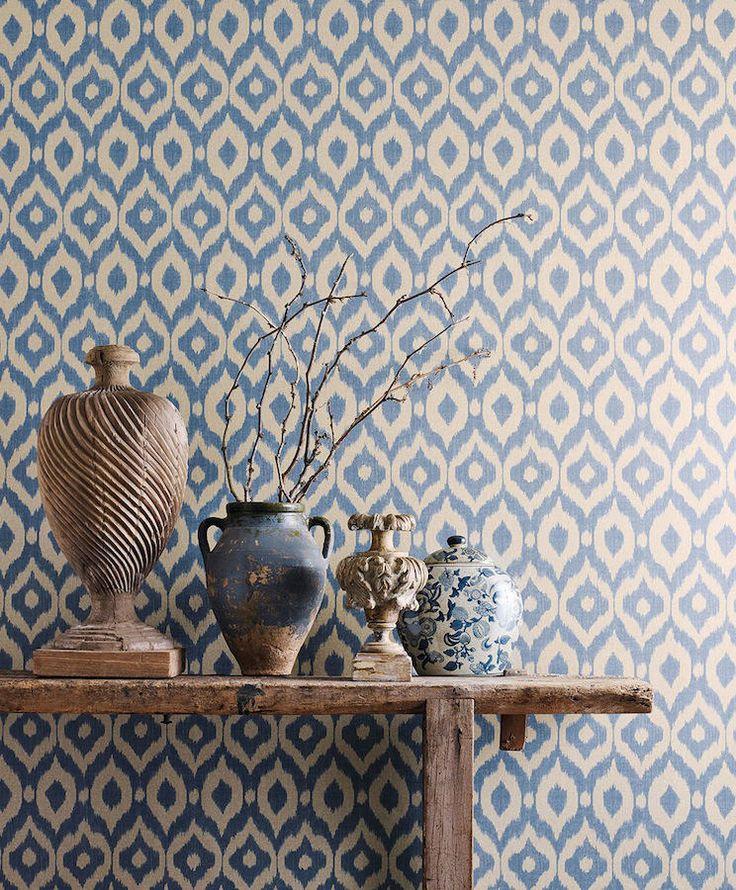 papel-etnico-surin-decoracion salon