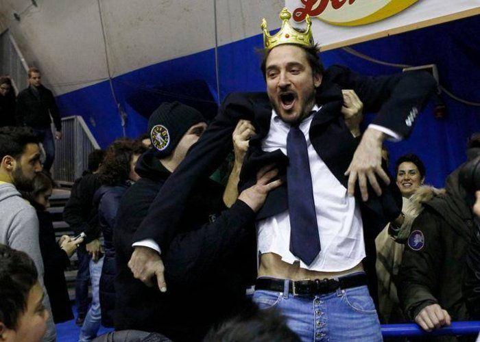 #Pozzecco, Capo… lista con la corona #basket