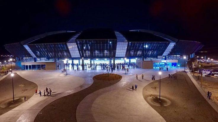 Nuevo Estadio Yaquis