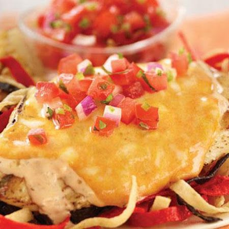 Applebee's Tequila Lime Chicken