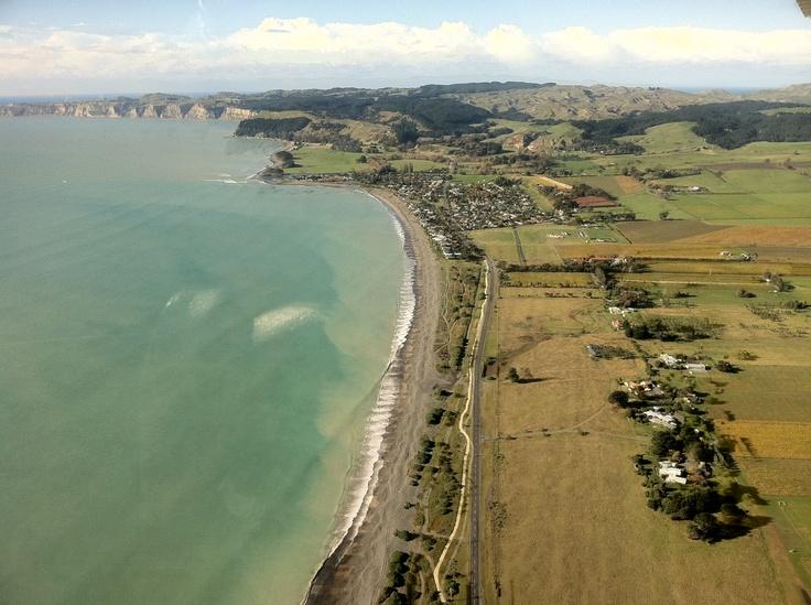 Cape Coast, Hawke's Bay New Zealand.  Photo/Peter Fowler