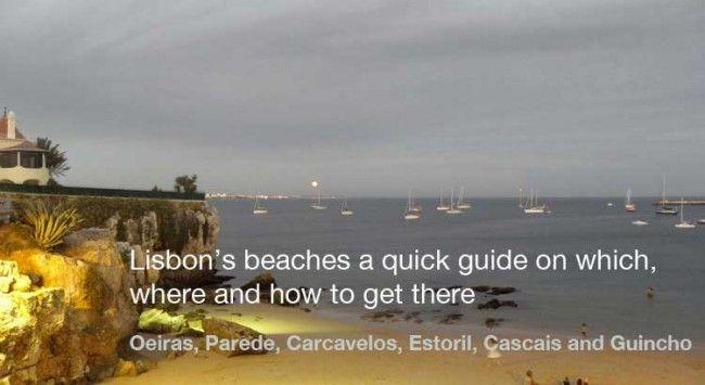 Lisbon beaches