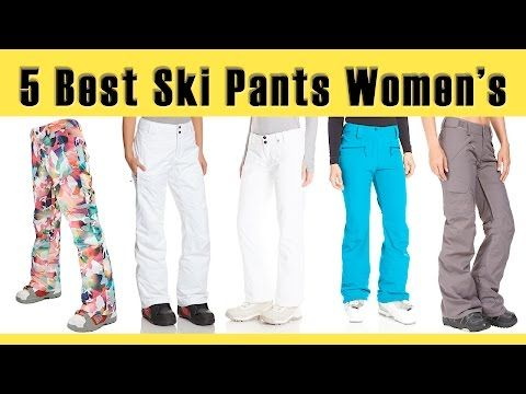 5 Best Ski Pants Womens | Best Ski Clothing Brands | Best Place to Buy Ski Clothes | It's A Girl Thing