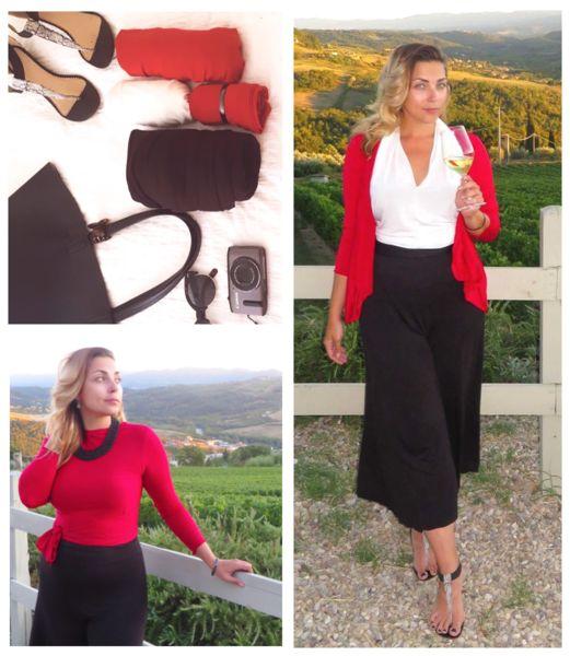 Diane Kroe Less is More Travel Capsule Wardrobe