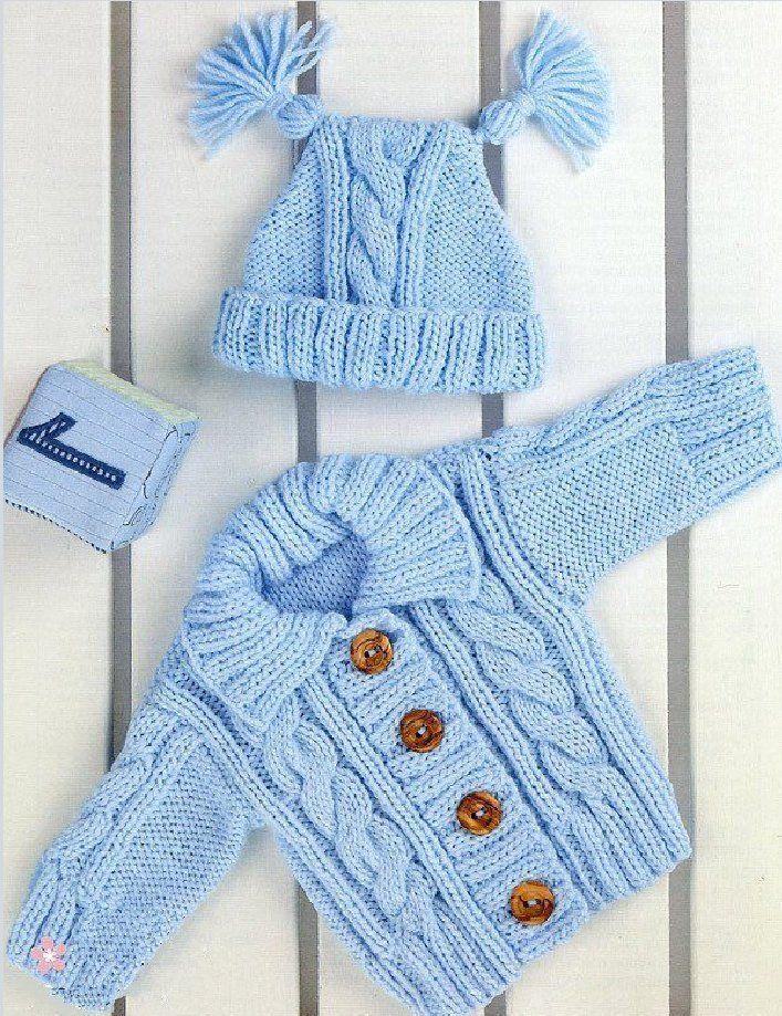 Vintage Knitting Pattern Knit Baby Toddler Boy Aran Cardigan Etsy Baby Sweater Patterns Baby Boy Knitting Patterns Baby Cardigan Knitting Pattern