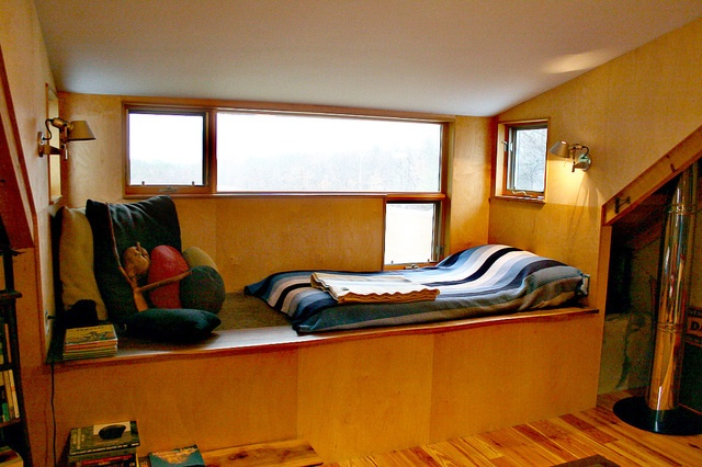 Cool Nook Abode Pinterest Nooks Sleeping Nook And