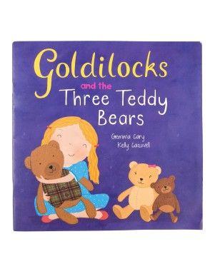 Goldilocks and the Three Teddy Bears