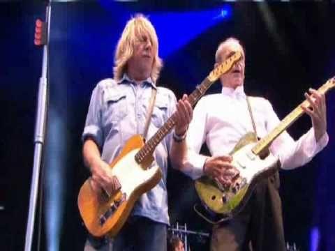 Status Quo Rocks Donington 2014