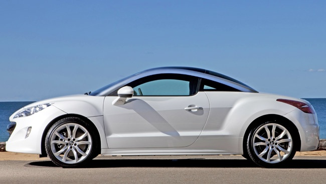 Peugeot RCZ, would be nice if this were available in north america