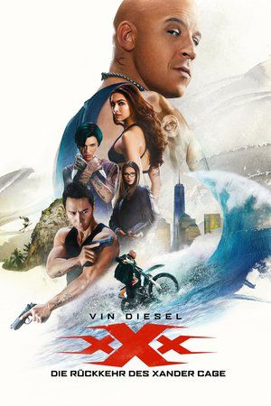 Watch xXx: Return of Xander Cage Full Movie Streaming HD