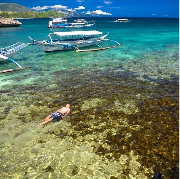just floating around ;) Haligi Beach, Puerto Galera, Oriental Mindoro #travel #wanderlust #photography #nature #Philippines #SharePh #ChoosePhilippines #ItsMoreFunInPhilippines