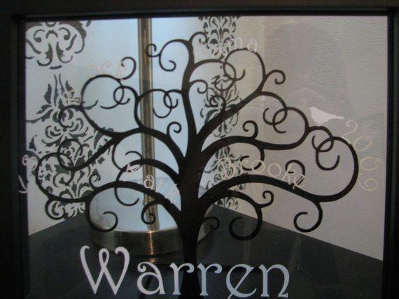 Family Tree Float Frame Cricut Pinterest Trees
