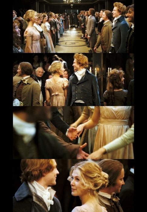 pride and prejudice characters relationship