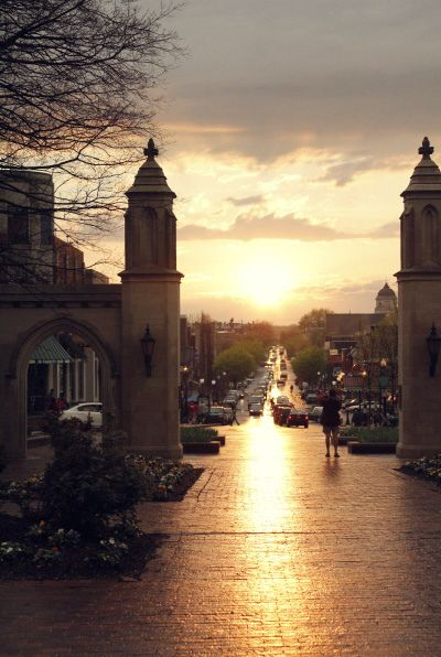 View of kirkwood from sample gates, Gates of heaven, same thing..