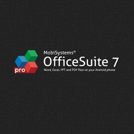 OfficeSuite 7 Android App Description: This app #1 business app that has provided ability with reliability to edit the Microsoft Office or PDF documents with the attachment on your Android device. It has been downloaded 120 million devices in the 205 countries, bring ability to take your office and its files with you and stay productive every where you are and manage your work when needed. Never miss any important document that has to be edited immediately. Download this app for free.