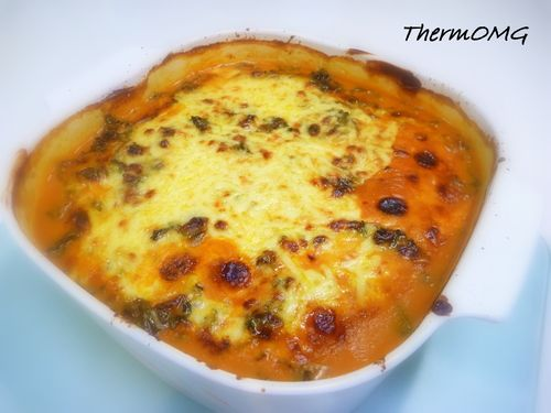 """Vegetable """"Lasagne"""" Fall Over"""