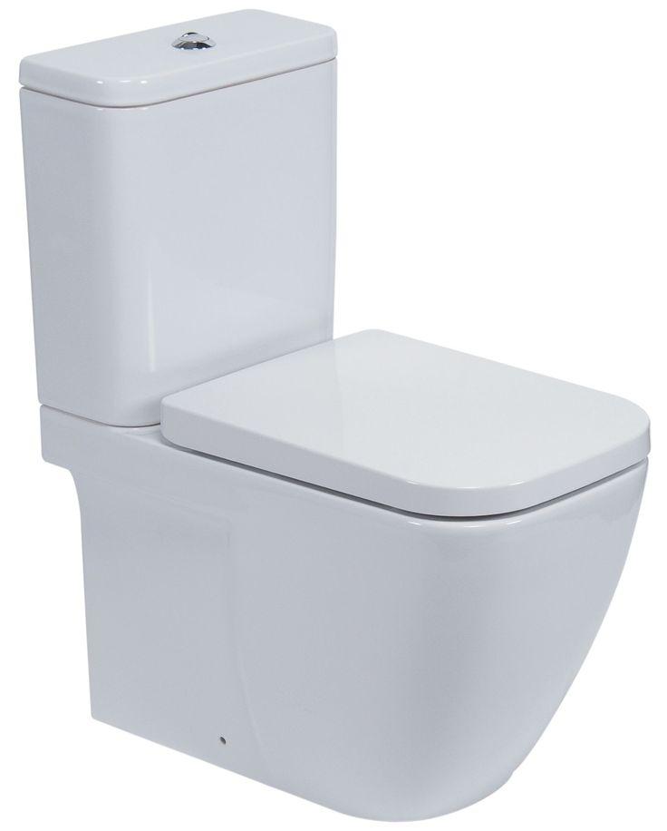 cooke lewis clancy modern close coupled toilet with soft. Black Bedroom Furniture Sets. Home Design Ideas