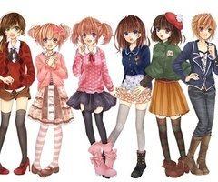 507 Best Anime Manga Clothing Images On Pinterest