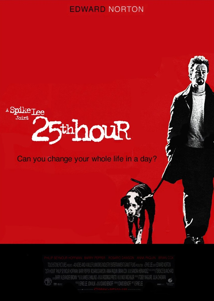 an analysis of a convicted drug dealer in the movie 25th hour The filmed adaptation from david benioff's novel of the same name set in new york, a convicted drug dealer named monty has one day left of freedom before he is sent to prison.