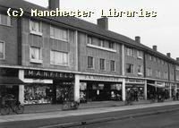 Woolworths, Palatine Road Northenden 1959