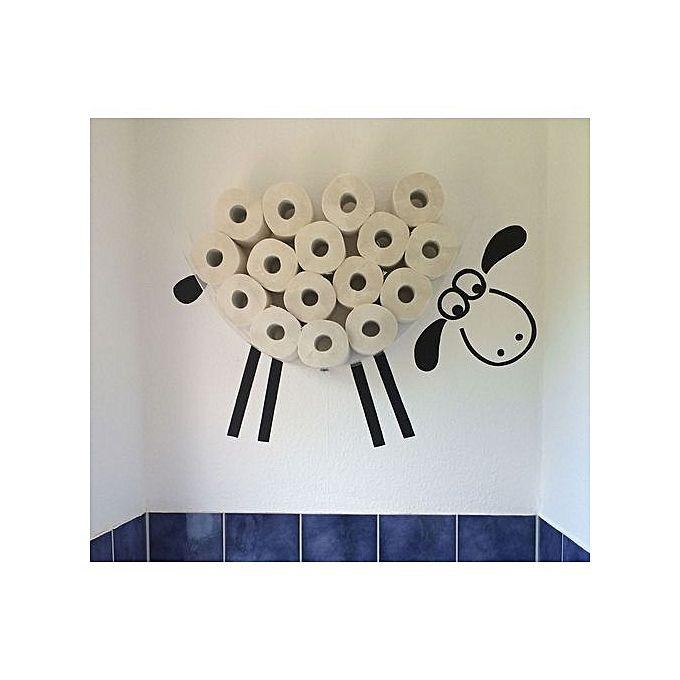 White Label Drole De Mouton Dimension 60cm 36cm A Prix Pas Cher Jumia Tunisie Rangements Et Organisation Tunisie Decoration