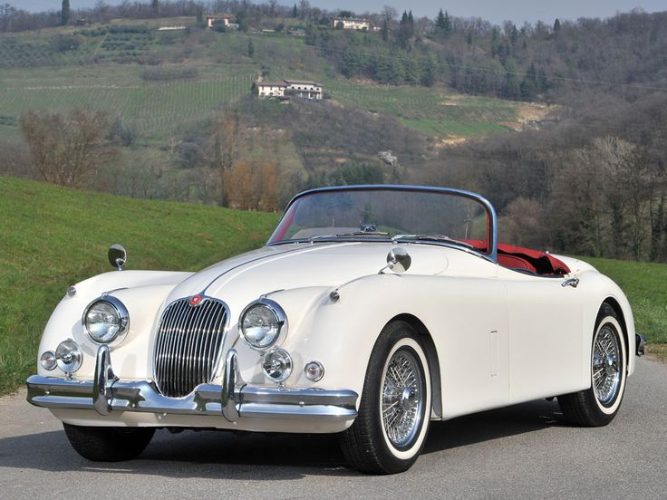 1958 Jaguar XK150 3.4 Roadster | Monaco 2014 | RM AUCTIONS