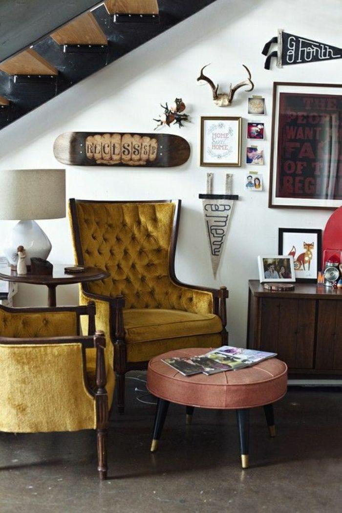 Best 25+ Idée déco salon moderne ideas on Pinterest | Décoration ...