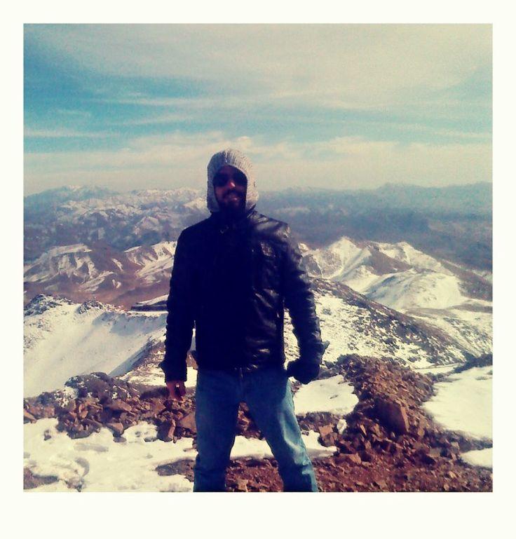 3600 m high