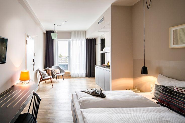 Ein Hoteltipp: Das Bold Hotel in München   SoLebIch.de