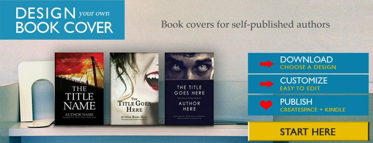 Create Your Own Book Cover Art : Cover design studio your own book sell