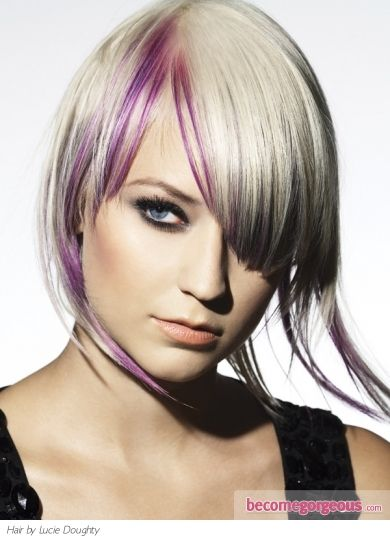 purple! #hair