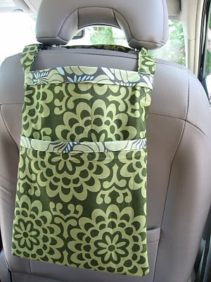 Car Trash Bag... need one of these now.